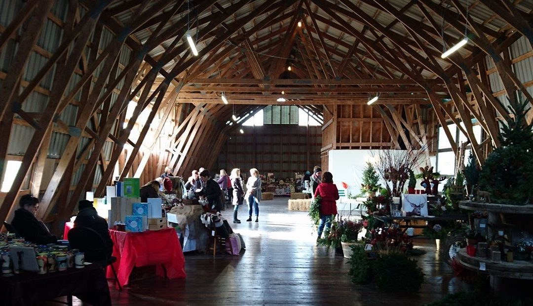 Handcrafted Gift Sale in the Hayloft