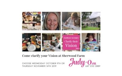 Inspired Women Clarify their Vision with Judy O